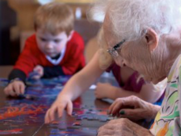 Early Childhood Education And Care Ecec >> TOY project - Together Old & Young: intergenerational learning